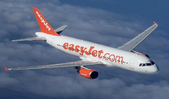 easyJet ramps up seats London to historic new levels
