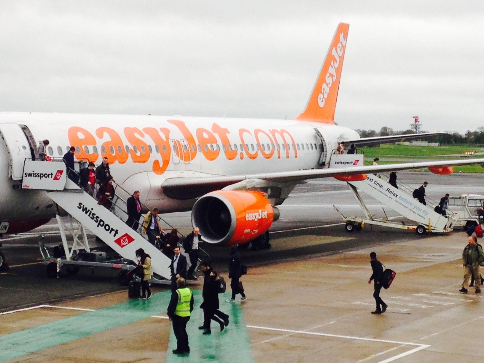 easyJet summer seat boost will lead to more airport jobs