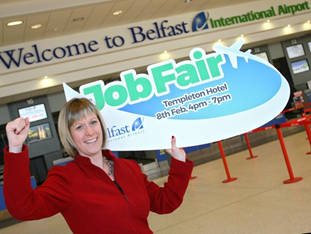 Airport to embark on three-hour jobs fair