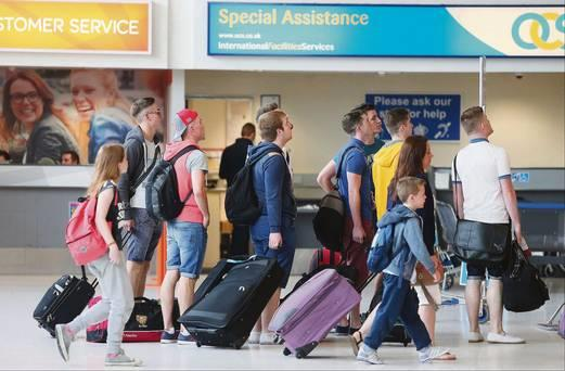 Airport sees strong first quarter passenger growth