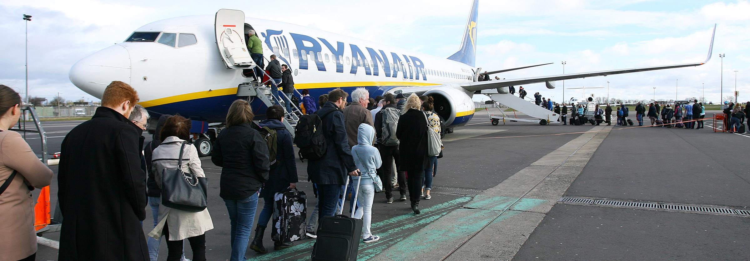 International Airport records April growth of 16%