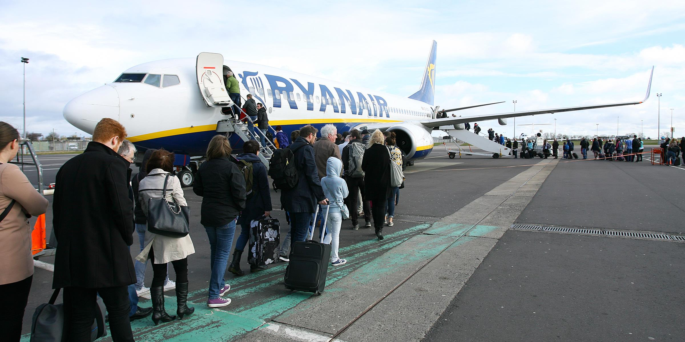 Airport welcomes Ryanair route expansion