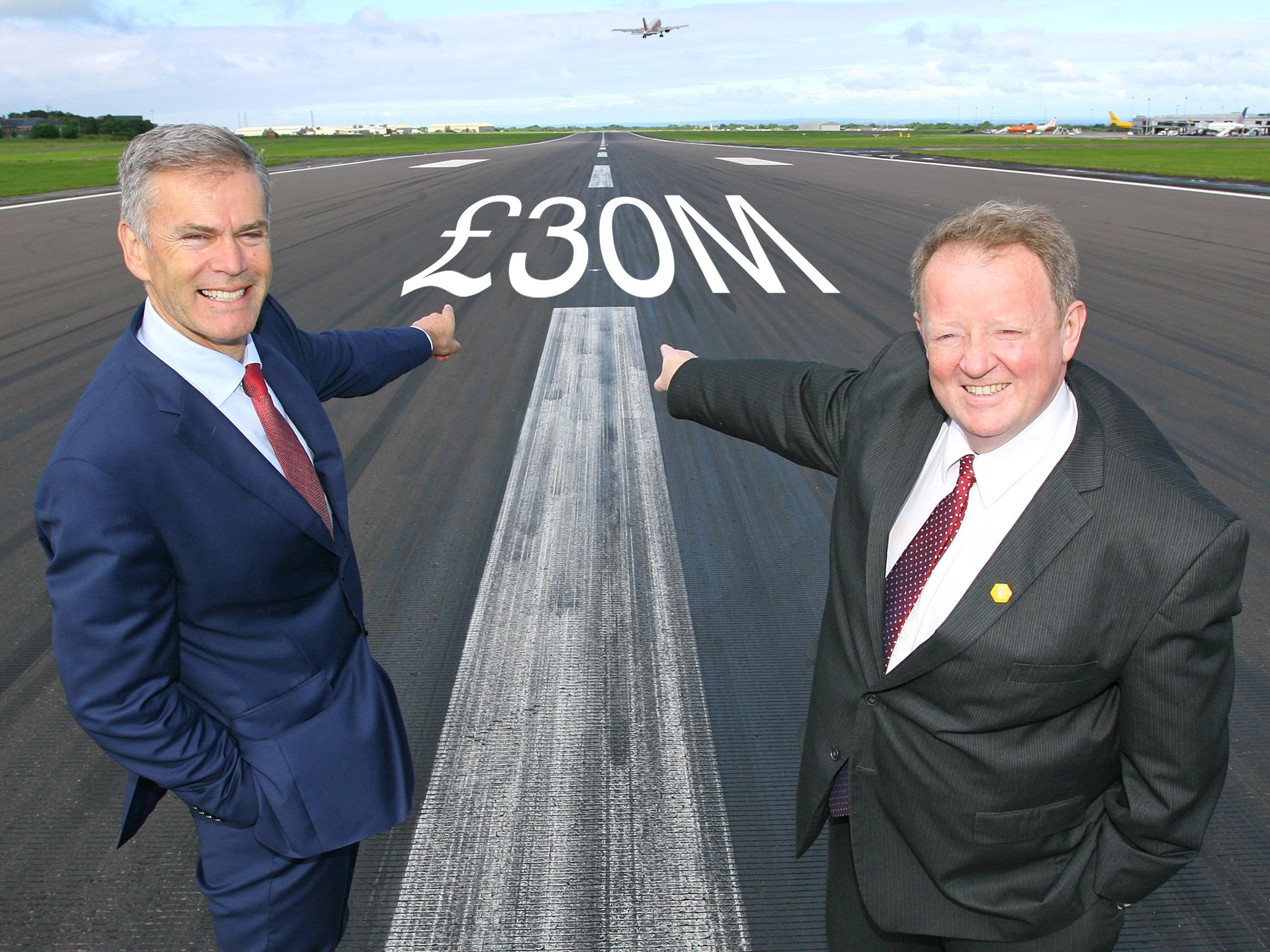 First Trust 'banks' airport business in major new deal