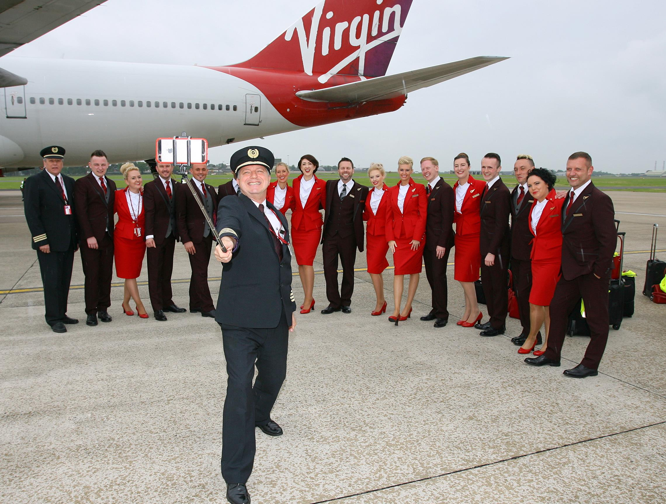 Airport welcomes Virgin Atlantic expansion of Orlando service for Summer 2017