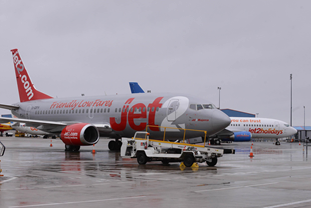 Airport welcomes Jet2 expansion