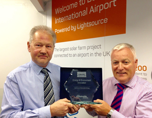 Airport shares in Lightsource success