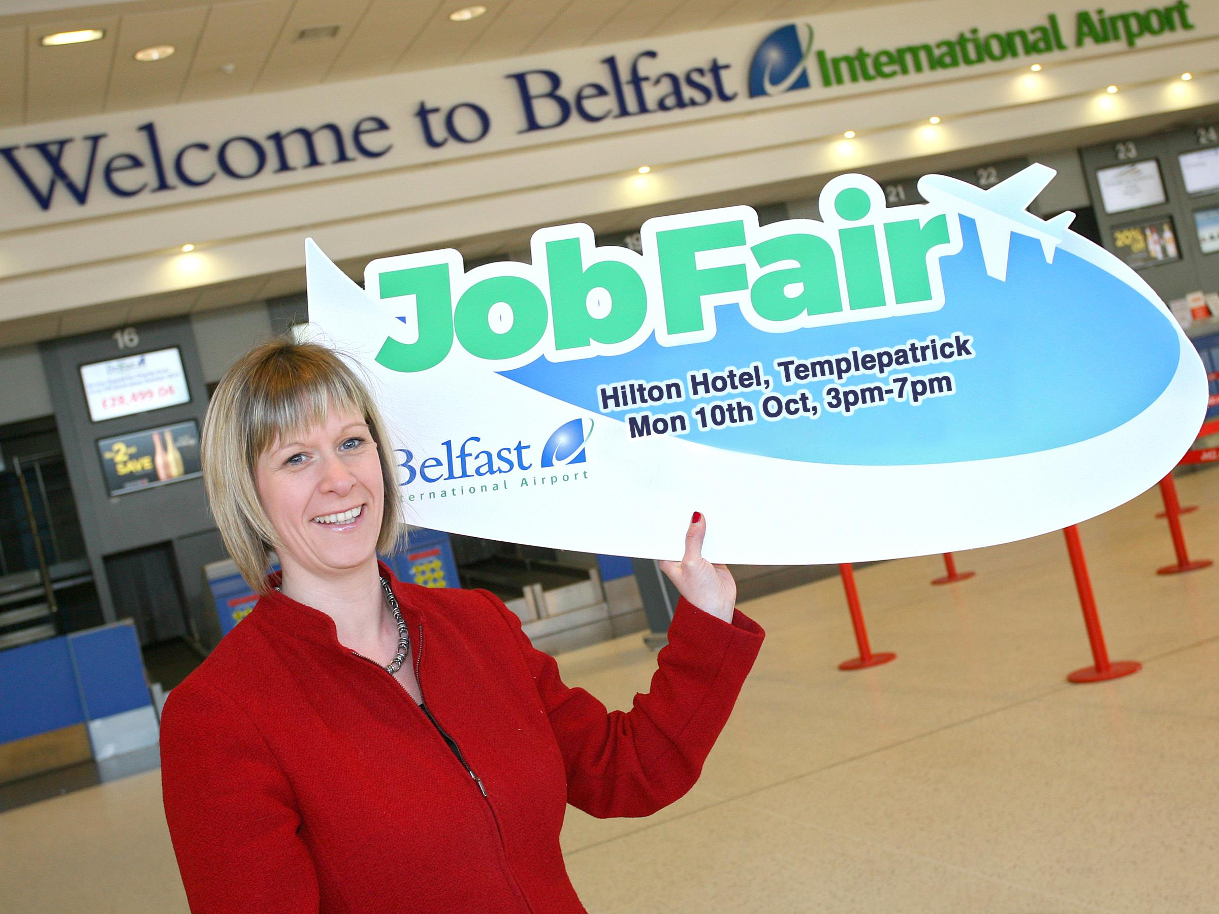 100 new posts on offer at second Airport Job Fair