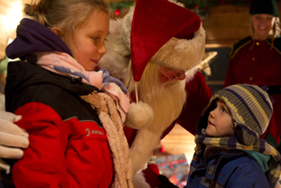 TAKE A MAGICAL DAY TRIP TO LAPLAND THIS CHRISTMAS