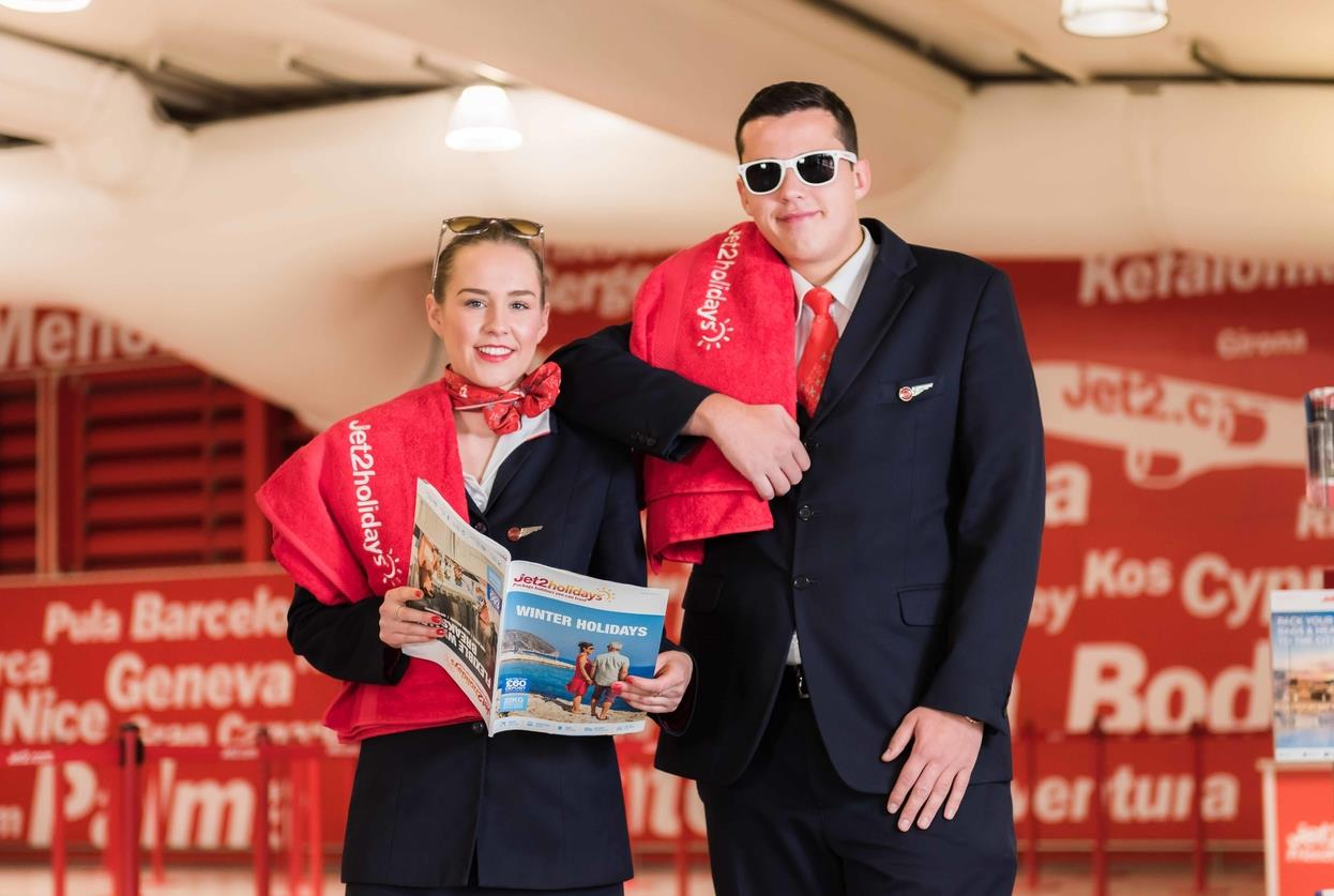 Jet2.com and Jet2holidays launches BIGGEST EVER winter programme from Northern Ireland