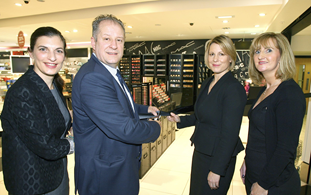 MAC adds touch of glamour at Airport launch