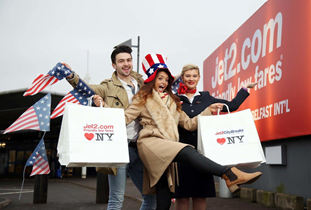 Jet2.com adds New York route