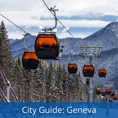 Ski and the City - A Bloggers Guide to Geneva