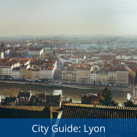 Explore the Sights of Lyon