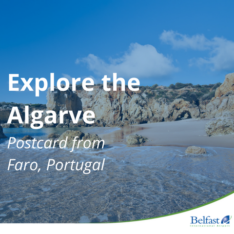 Postcard from Faro, Portugal