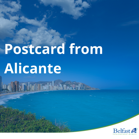 Postcard from Alicante