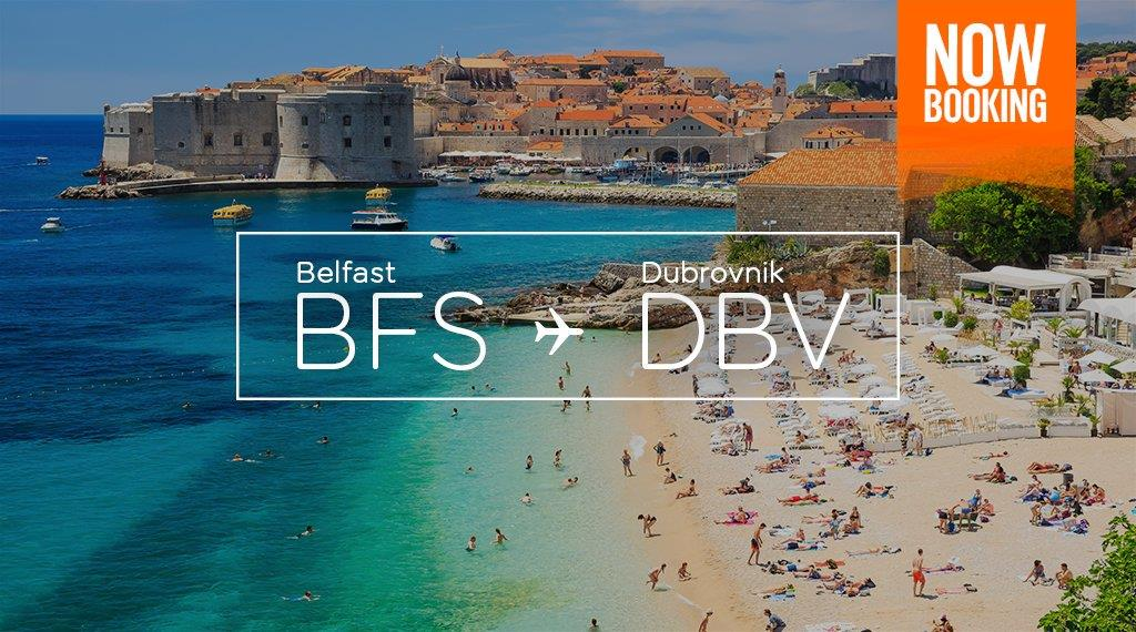 easyJet launches new route from Belfast to Dubrovnik
