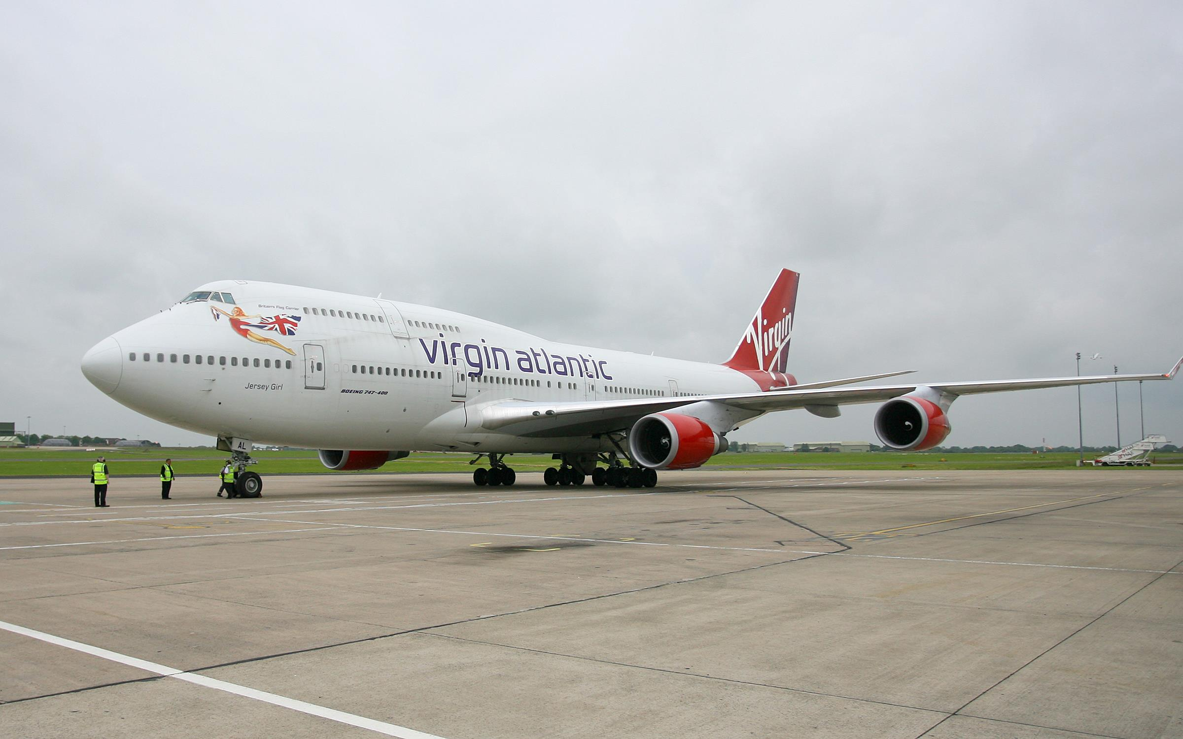 Virgin Atlantic announces biggest ever season from Belfast International Airport