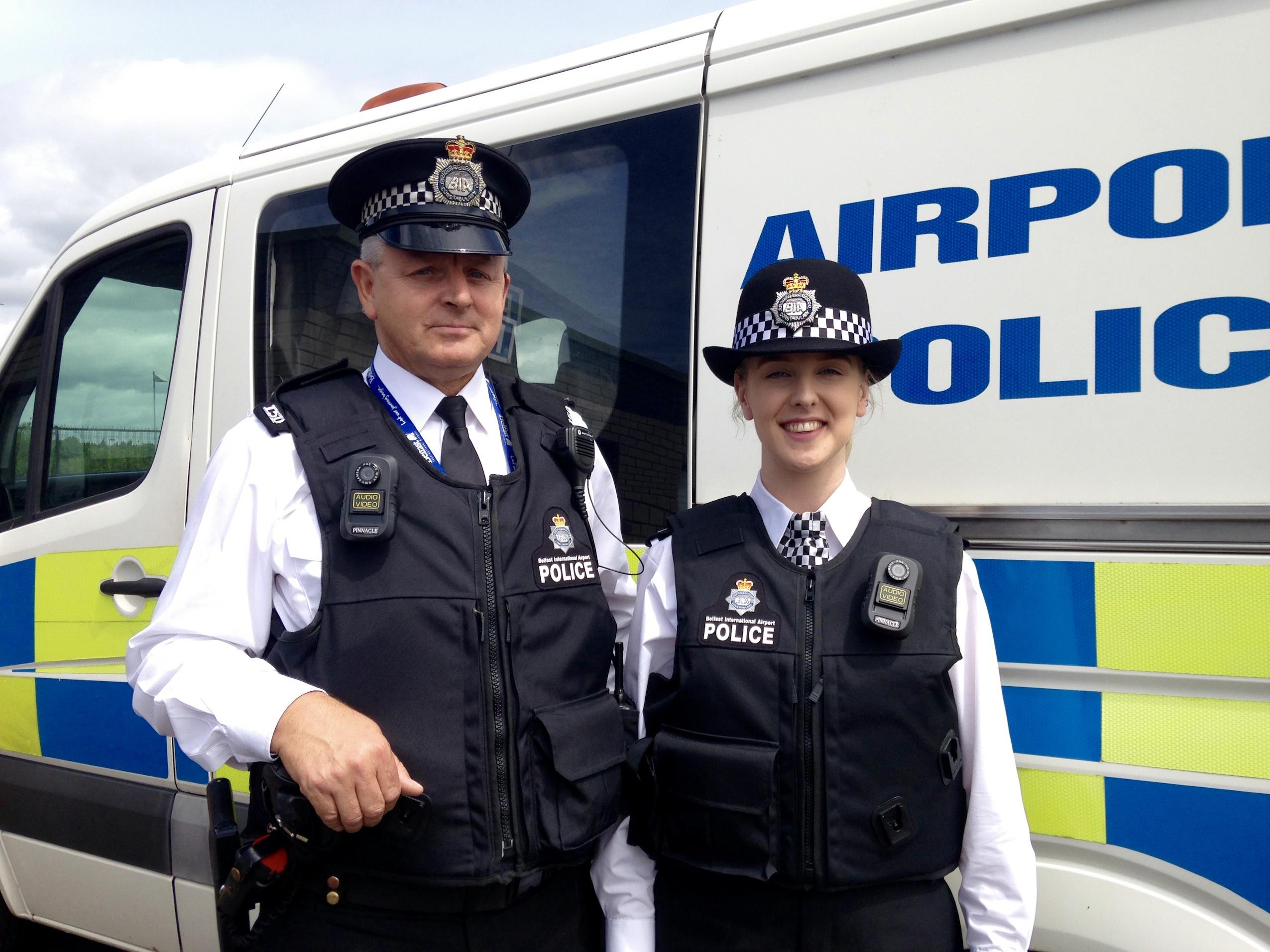 Airport Police get body-worn video cams