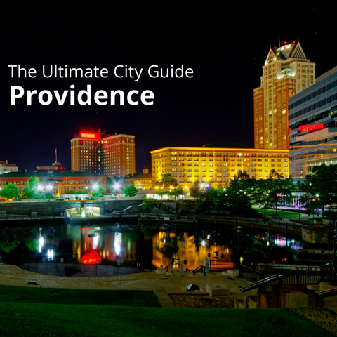 Postcard from Providence