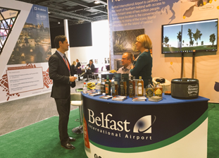 Global recognition for Belfast International Airport