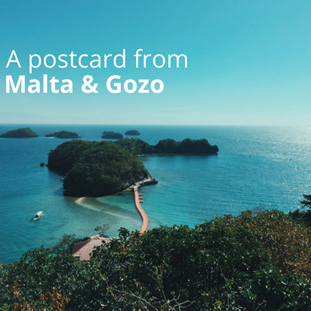 Postcard from Malta & Gozo