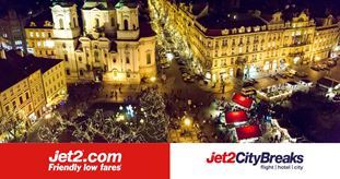 Jet2.com and Jet2CityBreaks' Christmas market trips for 2018 on sale now!
