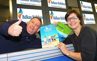 Balkan Holidays embarks on 40% expansion from Belfast International