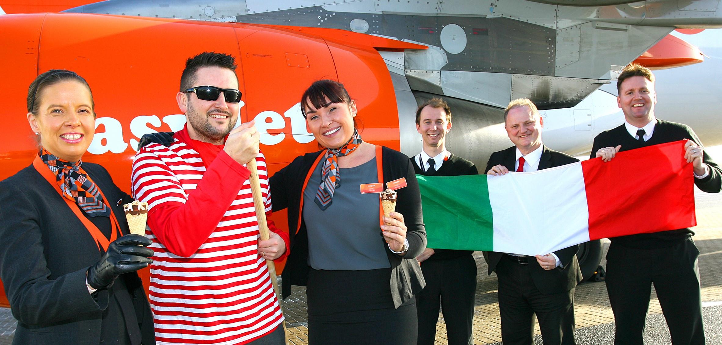 Bella Italia! New easyJet route To Venice