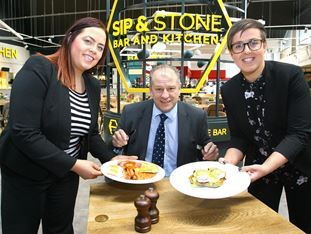 A new flavour as SSP opens Sip & Stone restaurant