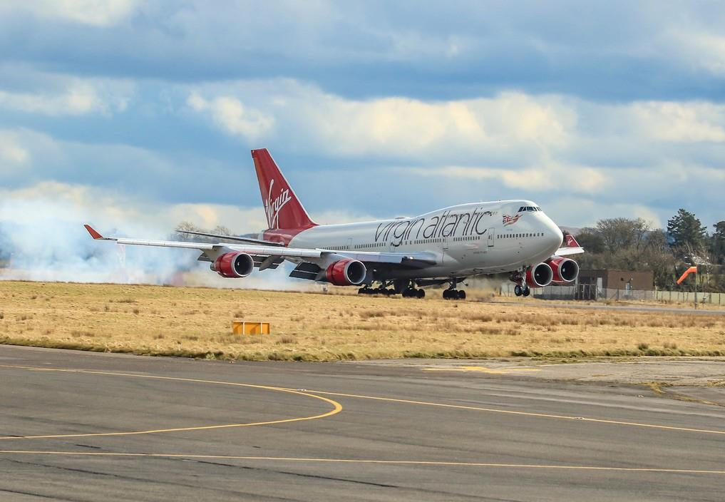 Virgin Atlantic starts biggest ever season from Belfast International Airport