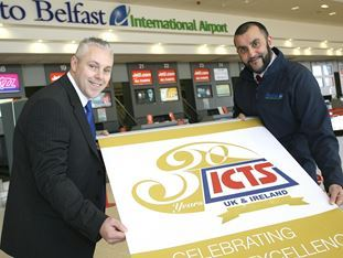 Belfast International Airport security firm to create up to fifty new jobs