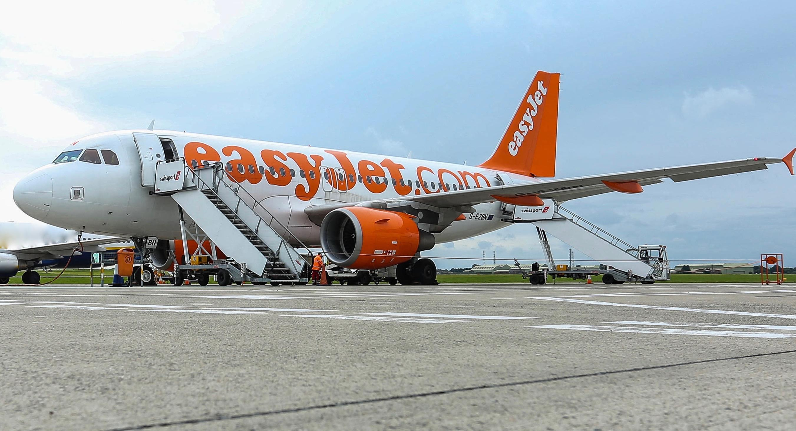 easyJet announces three new routes from Belfast International Airport