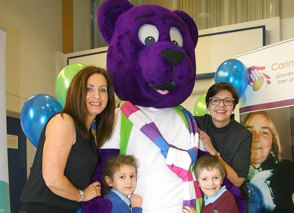 Airport 'Kuddles' for Kinship Care