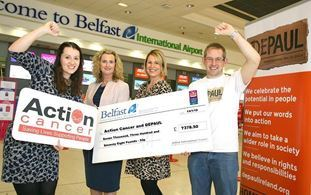 Charities win big with Belfast International's Christmas Shopping event