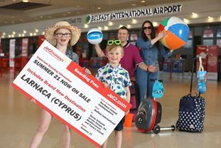 Take off for Summer 21 with Jet2.com and Jet2holidays' Expanded Programme from Belfast International