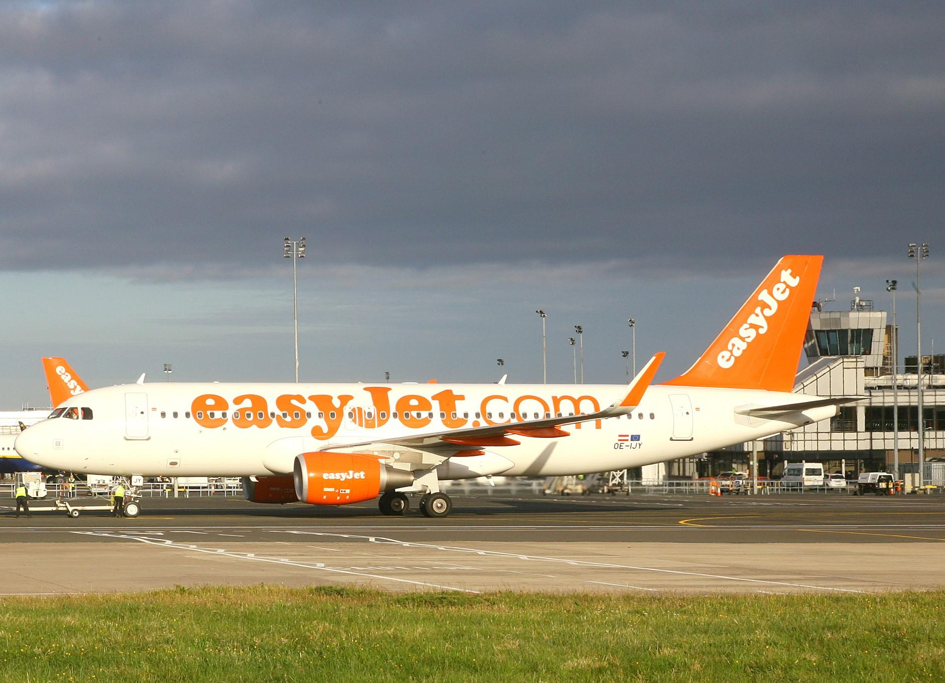 easyJet set to resume more flying from Belfast from 1 July