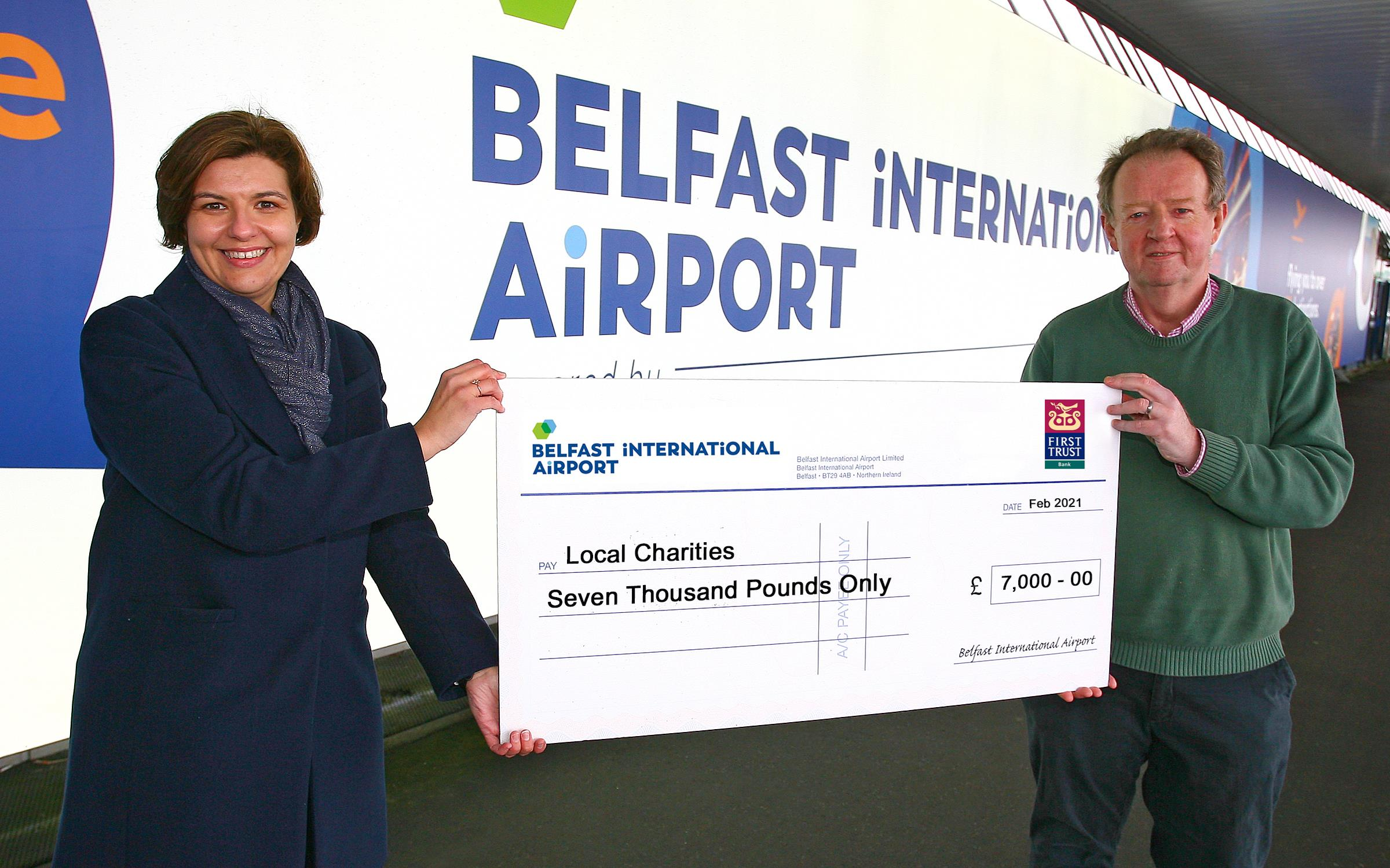 Local Charities Benefit from Airport Outreach